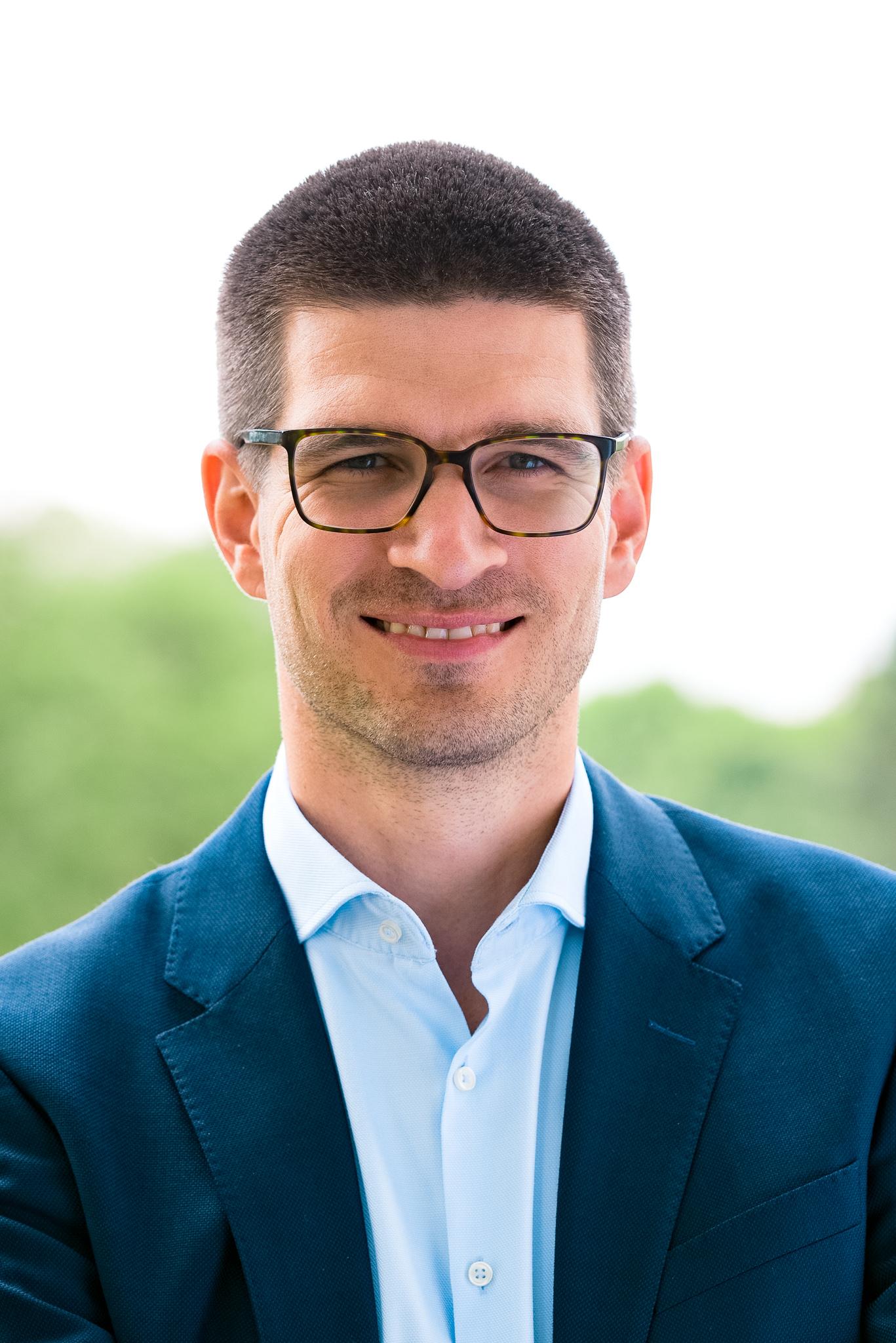 Portrait von Clemens Kroneberg